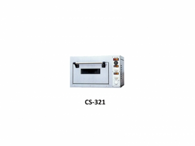 Single door electric oven